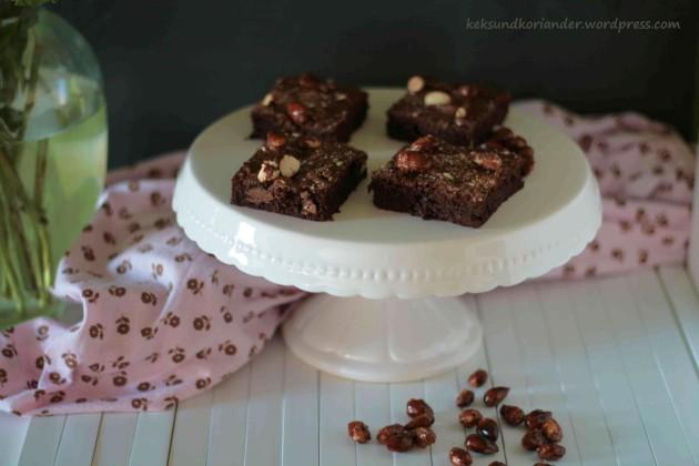 Brownies Vollbild mit Schrift
