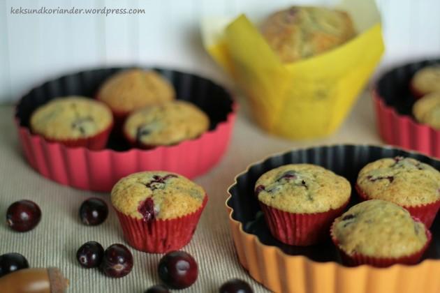 Ausschnitt Muffins