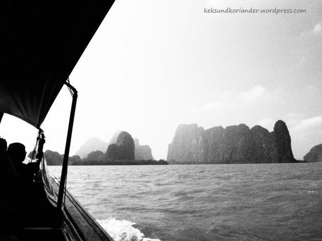 Karstfelsen Thailand