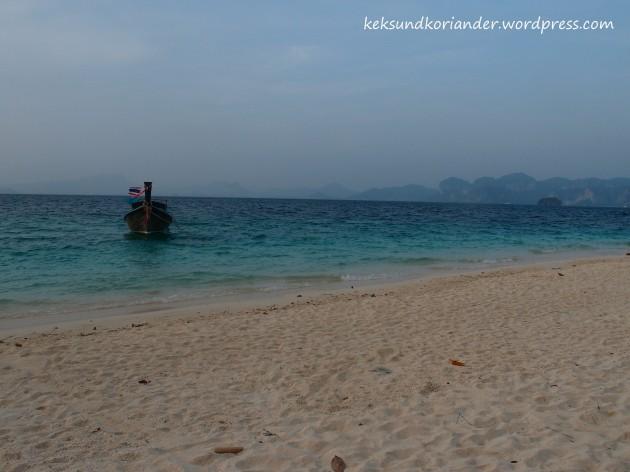 Strand Krabi Thailand