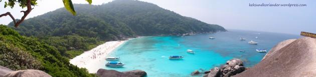 Similan Islands Schnorcheln Thailand