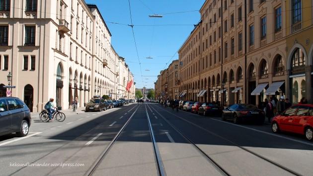 Maximilianstraße München