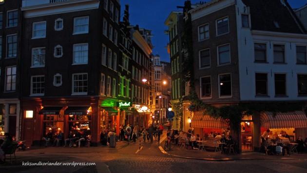 Gssen Innenstadt Amsterdam Niederland