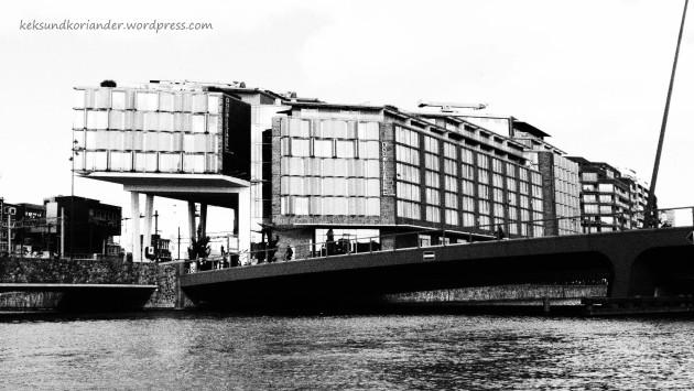Hafen Amsterdam Niederlande