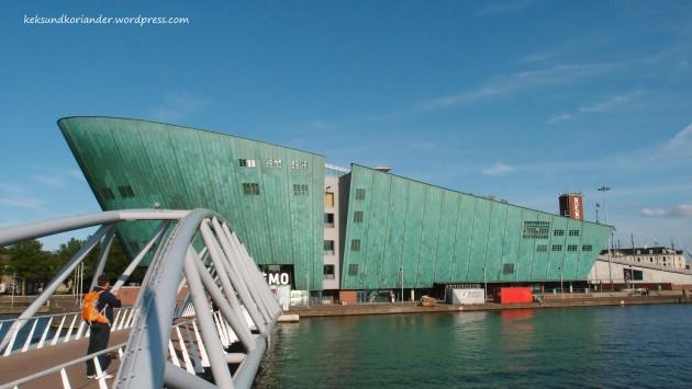 Nemo Hafen Amsterdam Niederlande