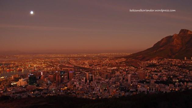 Kapstadt Südafrika Signal Hill