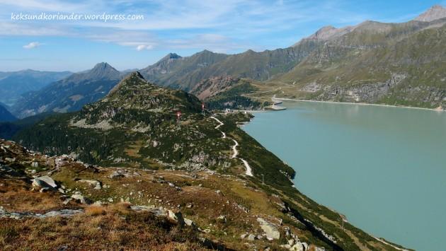 Wandern Hohentauern Österreich