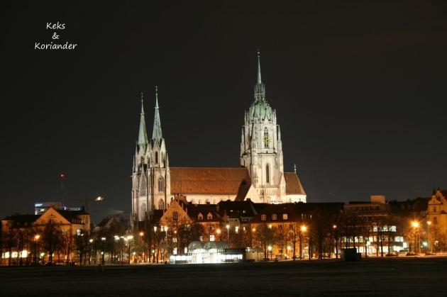 St Pauls Kirche Theresienwiese München