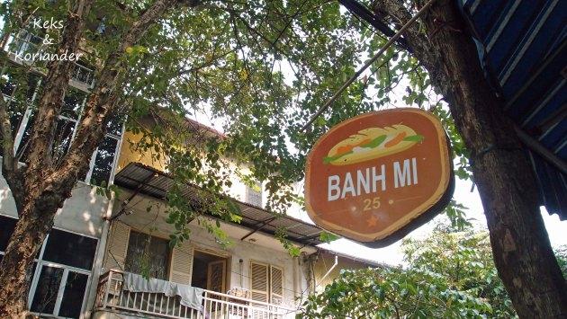 Vietnam Hanoi Altstadt Banh Mi