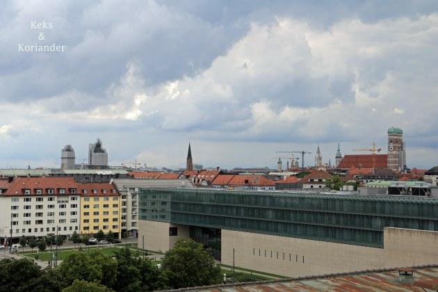 München Vorhoelzer Forum TUM Frauenkirche Filmhochschule