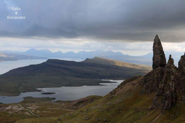 Old man of Storr Schottland Isle of Skye 2