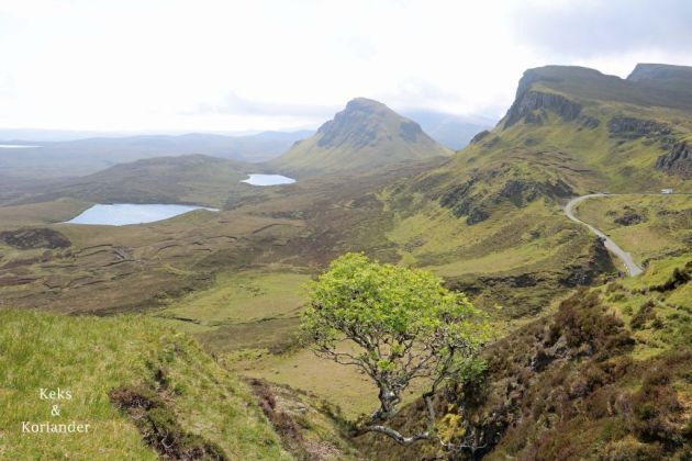 Quiraing Schottland Isle of Skye 2