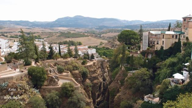 Die Schluchten um Ronda Andalusien Spanien