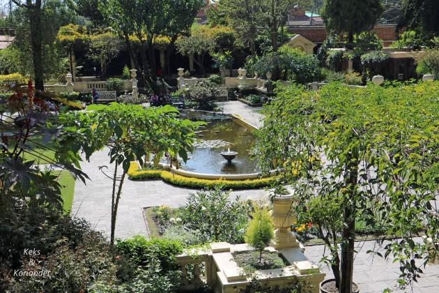 Kathmandu Nepal Garden of Dreams Park